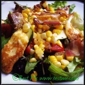 Epic salads make the best meals :)