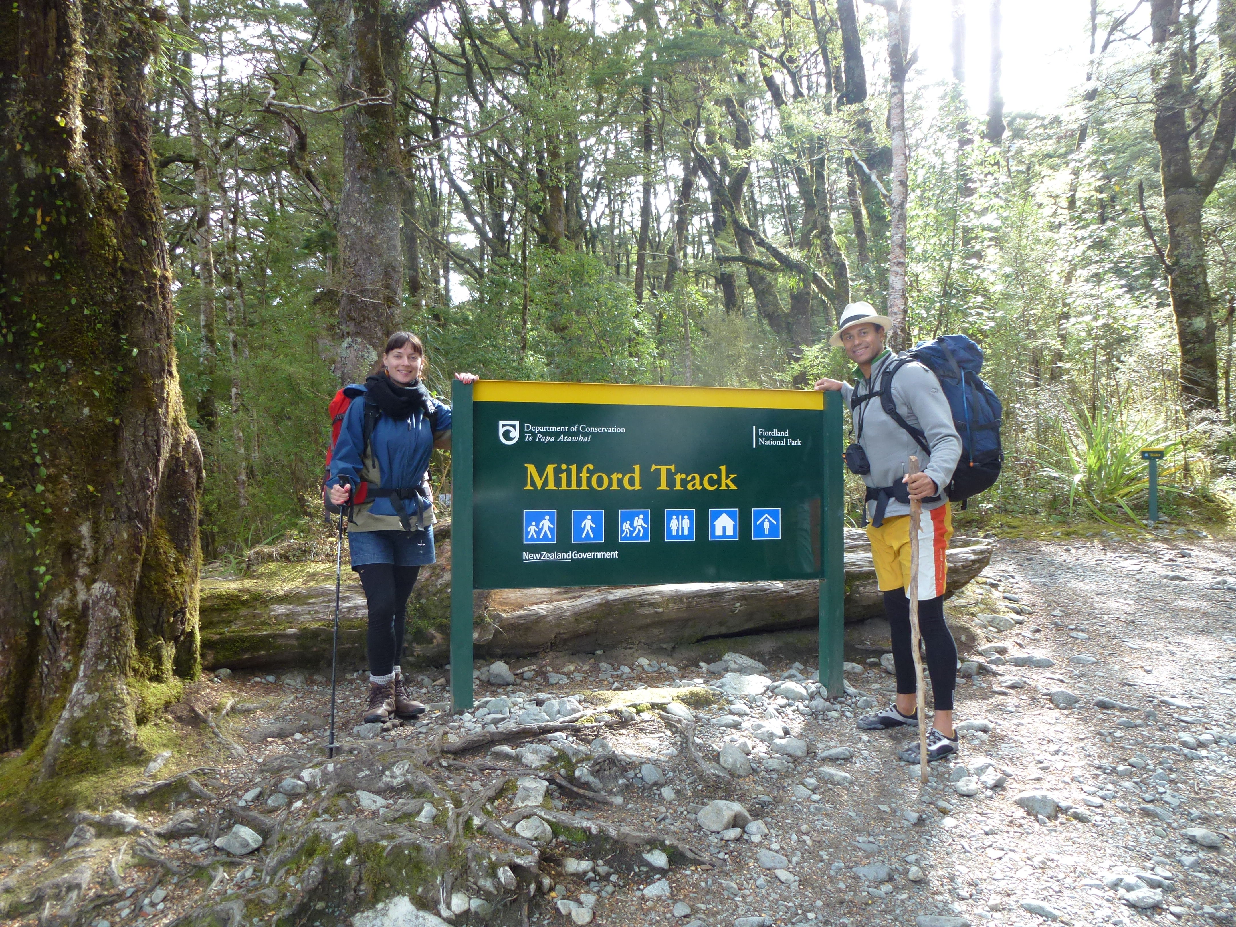 Guest Post The Milford Track Barefoot And Soul